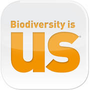 """biodiversitiy is is""-Schild"